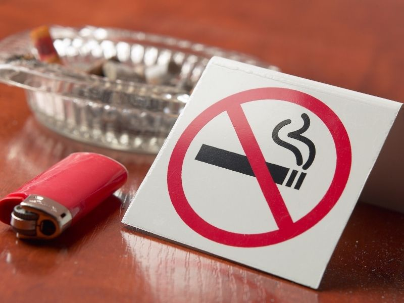 A teherbeesés esélye csökken ha dohányzol
