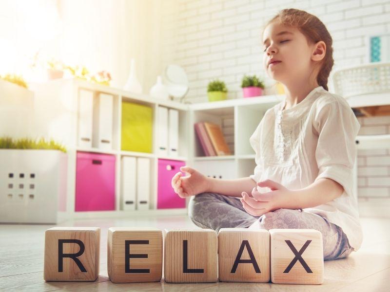 Relaxáció gyermekeknek is létezik, és rendkívül hatékony módja a stressz kezelésének