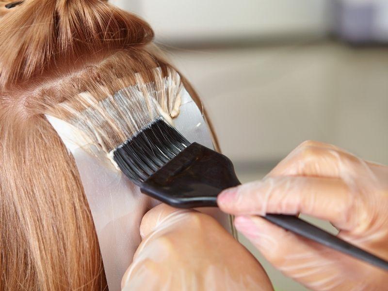 Tippek a biztonságos hajfestésért terhesen