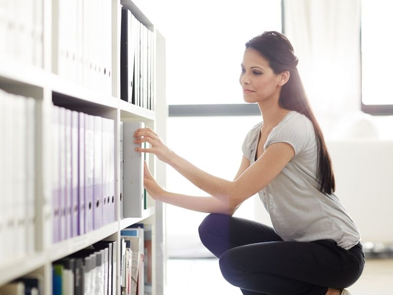 Konmari tipp 3: szabadulj meg a papíroktól